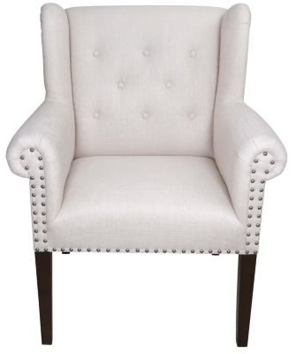 Bernhardt Bowery Wing Chair