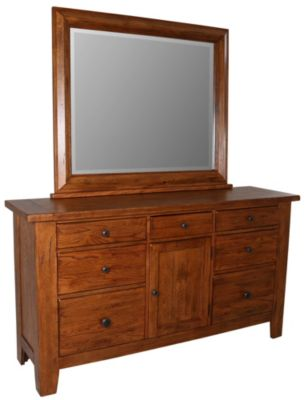 Broyhill Attic Heirlooms Dresser with Mirror