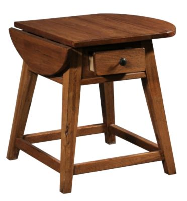 Broyhill Attic Heirlooms Splay Leg End Table Homemakers Furniture