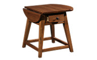 Broyhill Attic Heirlooms Splay Leg End Table