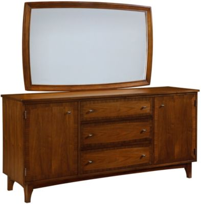 Broyhill Mardella Door Dresser with Mirror