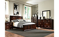 Broyhill Eastlake 2 4-Piece King Bedroom Set