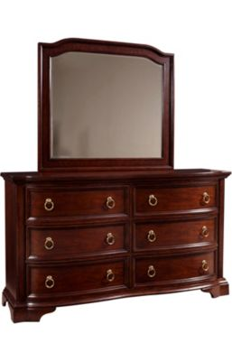 Broyhill Elaina Dresser with Mirror