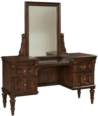 Broyhill Lyla Vanity and Mirror