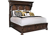 Broyhill Lyla King Mansion Bed