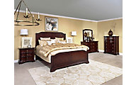 Broyhill Elaina 4-Piece King Bedroom Set