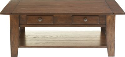 Broyhill Cappuccino Coffee Table