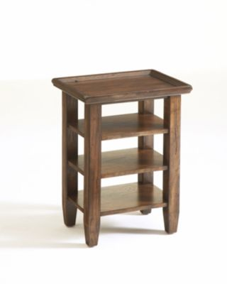 Broyhill Cappuccino End Table