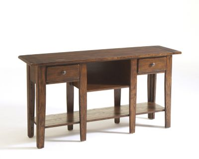Broyhill Cappuccino Sofa Table
