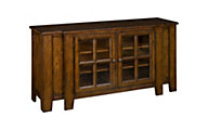 Broyhill Cappuccino Entertainment Console