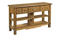 Broyhill Vintage Console Table