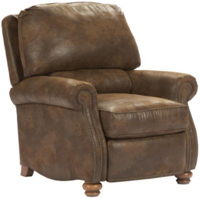 Broyhill Laramie Chocolate Recliner