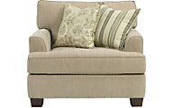 Broyhill Westport Cream Chair & 1/2