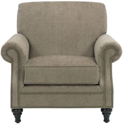Broyhill Windsor Taupe Chair