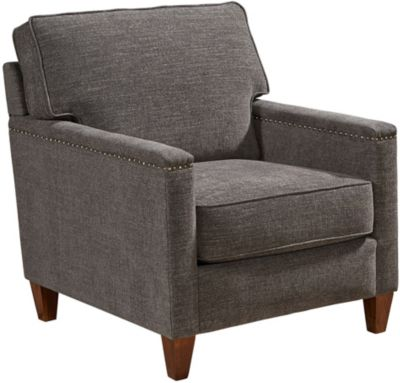 Broyhill Lawson Slate Gray Chair