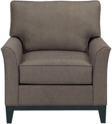 Broyhill Perspectives Taupe Chair