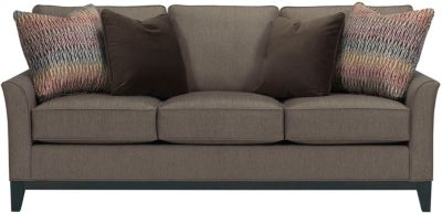 Broyhill Perspectives Taupe Sofa