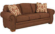 Broyhill Cambridge Copper Sofa