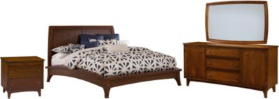 Broyhill Mardella 4-Piece King Bedroom Set