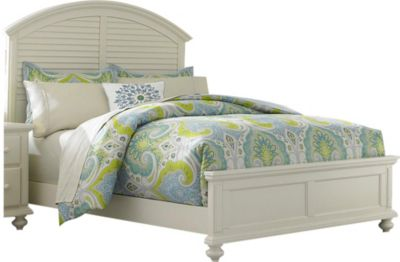 Broyhill Seabrooke King Bed