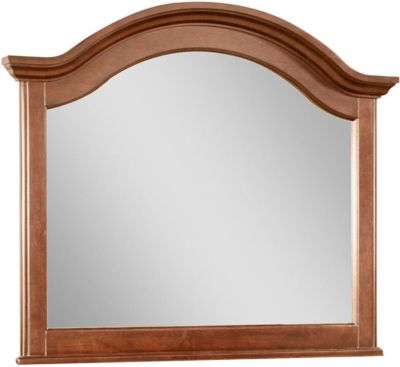 Broyhill Hayden Place Cherry Arched Mirror