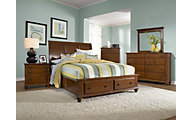 Broyhill Hayden Place 4-Piece King Storage Bedroom Set