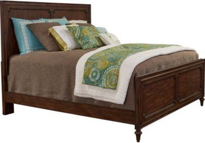 Broyhill Cranford Queen Panel Bed