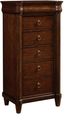 Broyhill Aryell Cherry Lingerie Chest