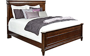 Broyhill Aryell Cherry Queen Bed
