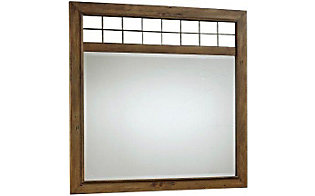 Broyhill Bethany Square Landscape Mirror