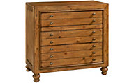 Broyhill Bethany Square 3-Drawer Nightstand