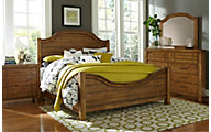 Broyhill Bethany Square 4-Piece King Bedroom Set