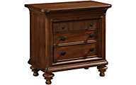 Broyhill Cascade 3-Drawer Nightstand