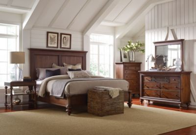 Broyhill Cascade 4-Piece Queen Bedroom Set