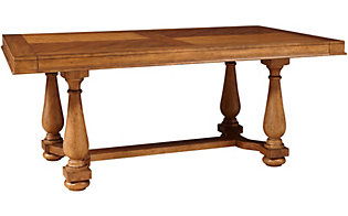 Broyhill Bethany Square Trestle Table