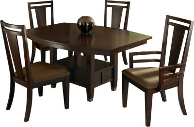 Broyhill Northern Lights 5-Piece Dining Set
