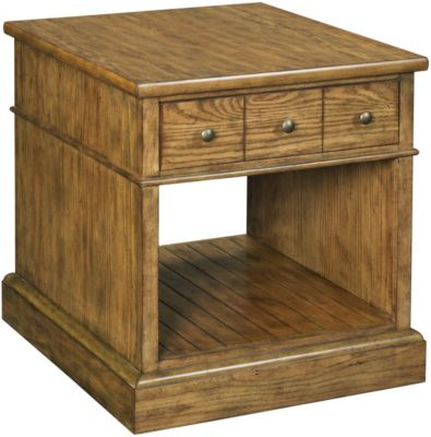 Broyhill New Vintage Drawer End Table