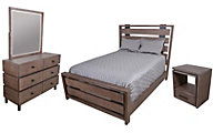 Broyhill Moreland Avenue 4-Piece Queen Bedroom Set