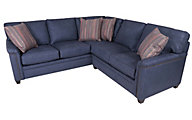 Broyhill Warren 2-Piece Left-Side Sofa Sectional