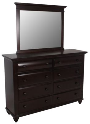 Broyhill Farnsworth Dresser with Mirror