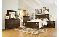 Broyhill Estes Park 4-Piece King Bedroom Set