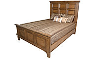 Broyhill New Vintage Queen Panel Bed