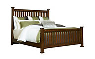 Broyhill Estes Park King Slat Bed