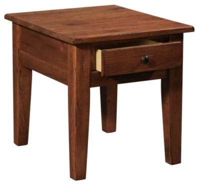 Broyhill Attic Heirlooms End Table Homemakers Furniture
