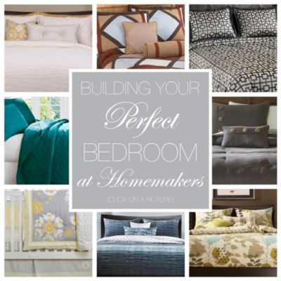 Build Your Perfect Bedroom Infographic