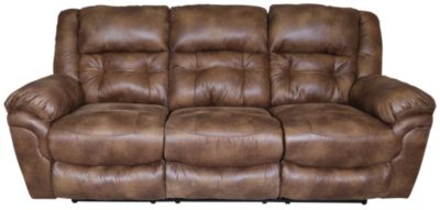 Catnapper Joyner Lay-Flat Reclining Sofa