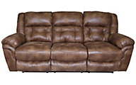 Catnapper Joyner Power Lay-Flat Reclining Sofa w/Drop Down