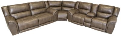 Catnapper Carmine 3-Piece Reclining Sectional