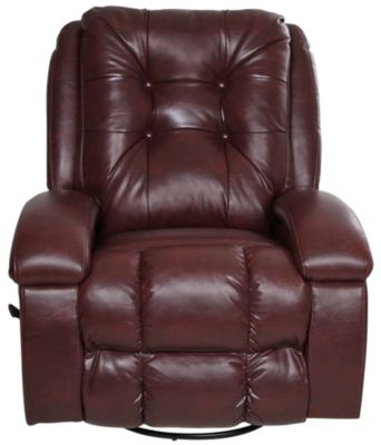 Catnapper Howell Swivel Glider Recliner