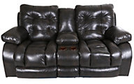 Catnapper Watson Lay-flat Reclining Loveseat with USB Port